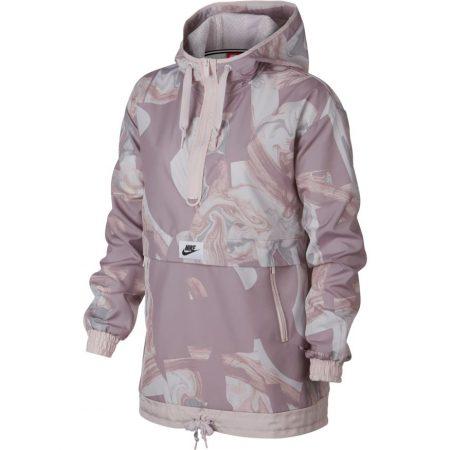 3bfd923a3e32 W Nike Sportswear Jacket Elemental Rose Barely Rose giacche