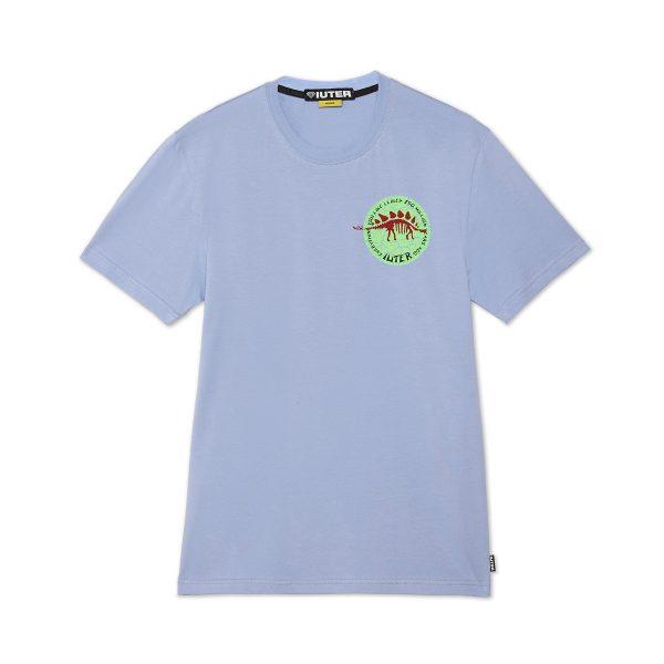 Iuter Stego Tee Lillac t-shirt sixstreet shop bolzano