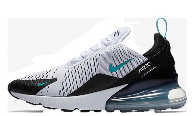 Nike Air Max 270 White | END.