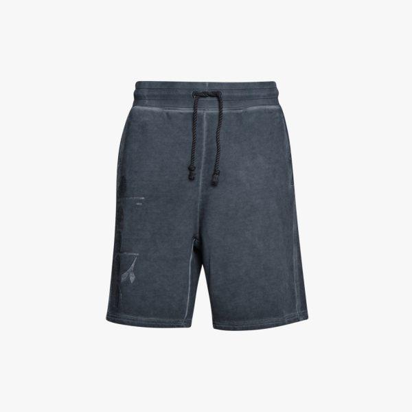 diadora-bermuda-5palle-used-black-shorts-sixstreet-shop-bolzano