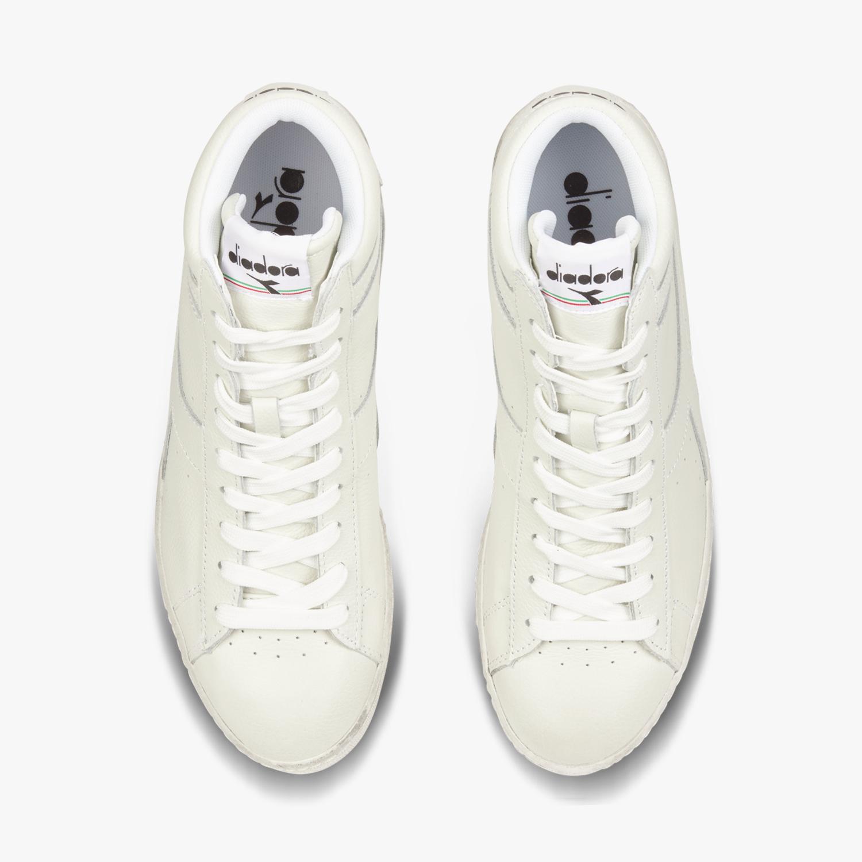 Diadora Game L High WhiteWhite scarpe