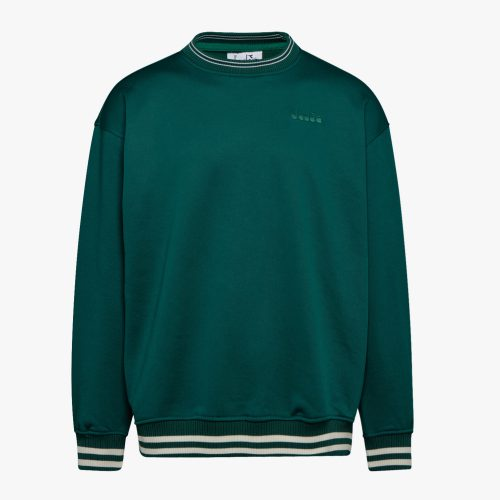 diadora-sweatshirt-crew-barra-verdant-green-felpe-sixstreet-shop-bolzano