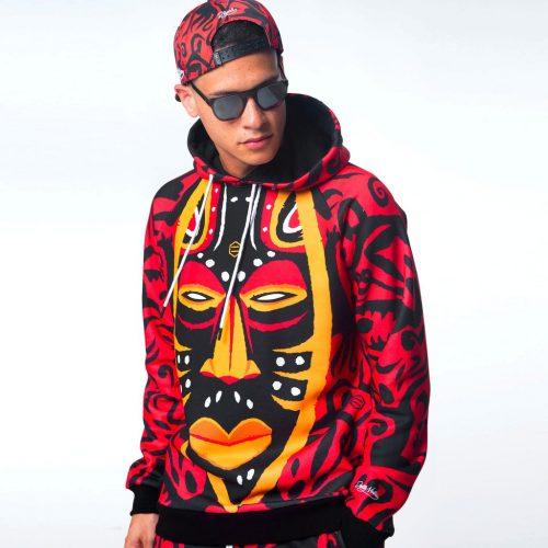 dolly-noire-ritual-mask-hoodie-felpe-sixstreet-shop-bolzano