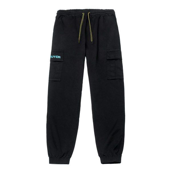 iuter-jogger-cargo-black-pantaloni-sixstreet-shop-bolzano