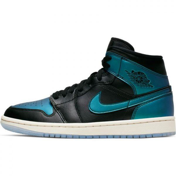 jordan-1-mid-black-pale-ivory-multi-color-scarpe-sixstreet-shop-bolzano-roma-milano-firenzen-napoli-venezia-torino-bologna