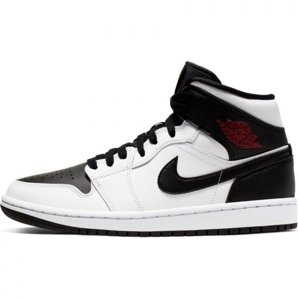 jordan-1-mid-white-gym-red-black-scarpe-sixstreet-shop-bolzano-roma-milano-firenze-napoli-venezia-torino-bologna