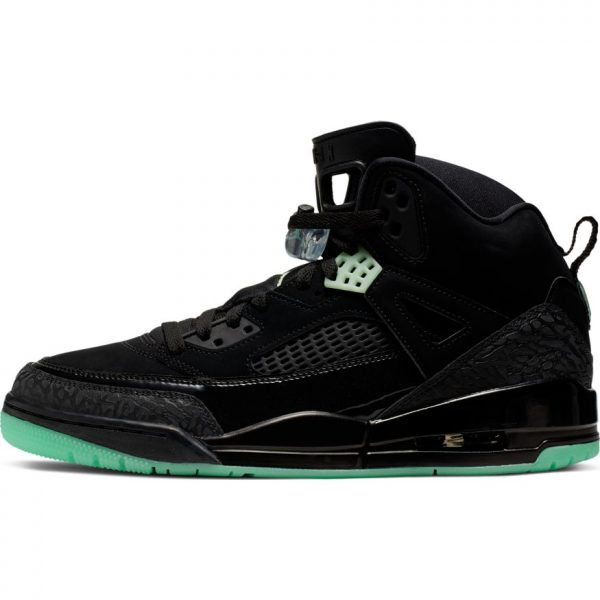 jordan-spizike-black-green-glow-anthracite-scarpe-sixstreet-shop-bolzano-roma-milano-firenze-napoli-venezia-torino-bologna