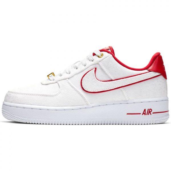 nike-air-force-1-07-lux-white-university-red-white-scarpe-sixstreet-shop-bolzano-roma-milano-napoli-firenze-venezia-torino-bologna