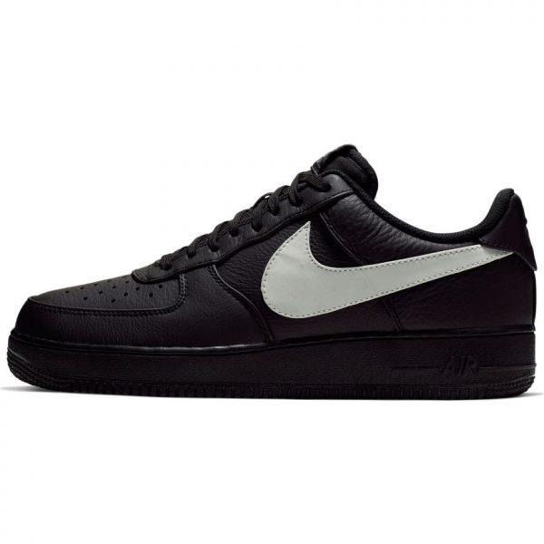 nike-air-force-1-07-premium-black-barely-grey-scarpe-sixstreet-shop-bolzano