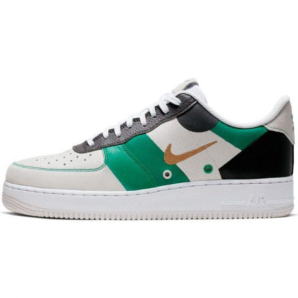 nike-air-force-1-07-premium-white-metallic-gold-black-vast-grey-scarpe-sixstreet-shop-bolzano-roma-milano-firenze-napoli-veenzia-bologna-torino