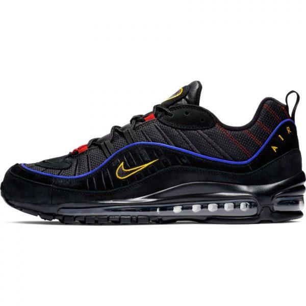 nike-air-max-98-black-black-amarillo-university-red-scarpe-sixstreet-shop-bolzano