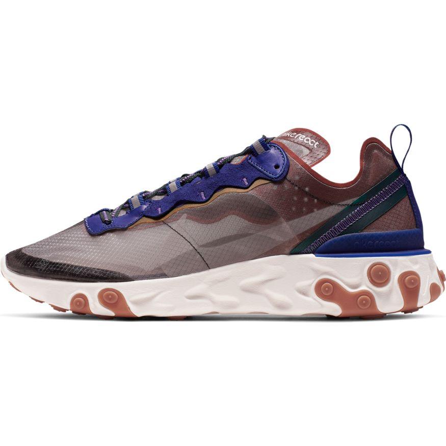 online store 3269c 148f7 Nike React Element 87 Dusty Peach/Atmosphere Grey scarpe
