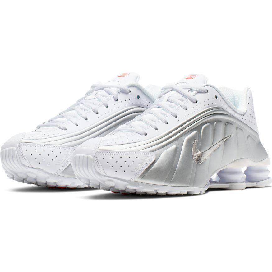 nike scarpe silver