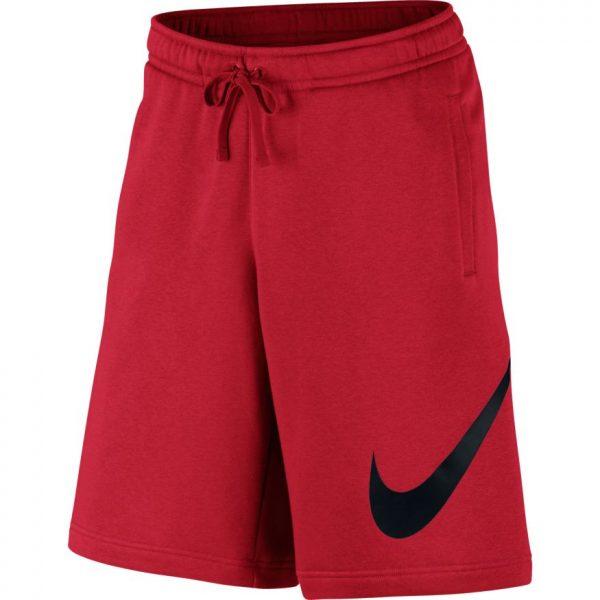 nike-sportswear-short-university-red-black-shorts-sixstreet-shop-bolzano-roma-milano-napoli-firenze-bologna-torino-venezia