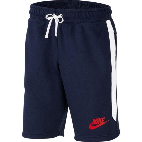 nike-sportswear-shorts-obsidian-white-university-red-shorts-sixstreet-shop-bolzano-roma-milano-firenze-napoli-venezia-torino-bologna