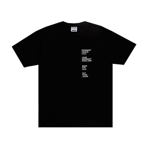 paterson-broadcast-tee-black-t-shirt-sixstreet-shop-bolzano