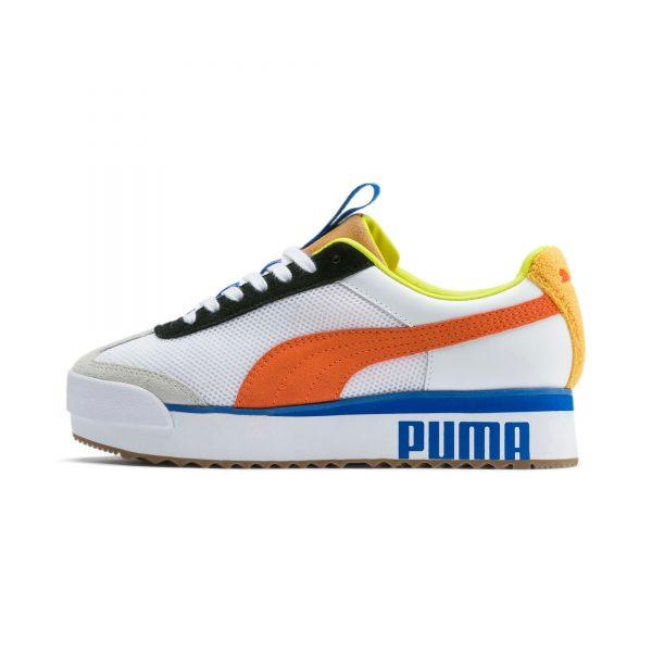 puma-amor-sport-puma-white-mandarine-red-scarpe-sixstreet-shop-bolzano-roma-milano-firenze-napoli-venezia-torino-verona-bologna