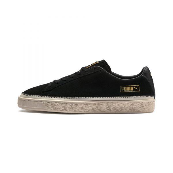 puma-suede-trim-puma-black-whisper-gold-scarpe-sixstreet-shop-bolzano-roma-milano-napoli-firenze-bologna-torino-venezia