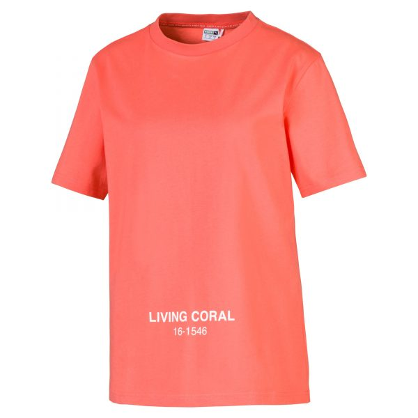 puma-x-pantone-tee-transparent-living-coral-t-shirt-sixstreet-shop-bolzano-roma-milano-firenze-napoli-venezia-torino-bologna