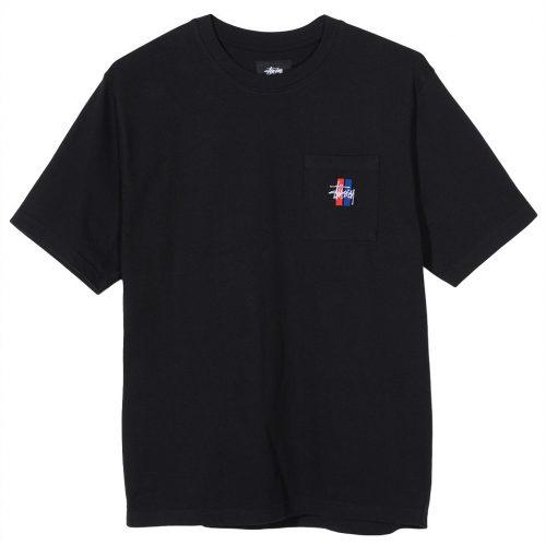 stussy-2-bar-stock-crew-black-t-shirt-sixstreet-shop-bolzano