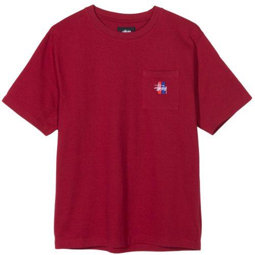 stussy-2-bar-stock-crew-red-t-shirt-sixstreet-shop-bolzano
