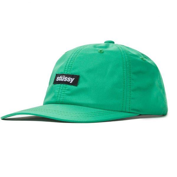 stussy-poly-ripstop-low-pro-cap-green-cappelli-sixstreet-shop-bolzano-roma-milano-firenze-napoli-venezia-torino-bologna