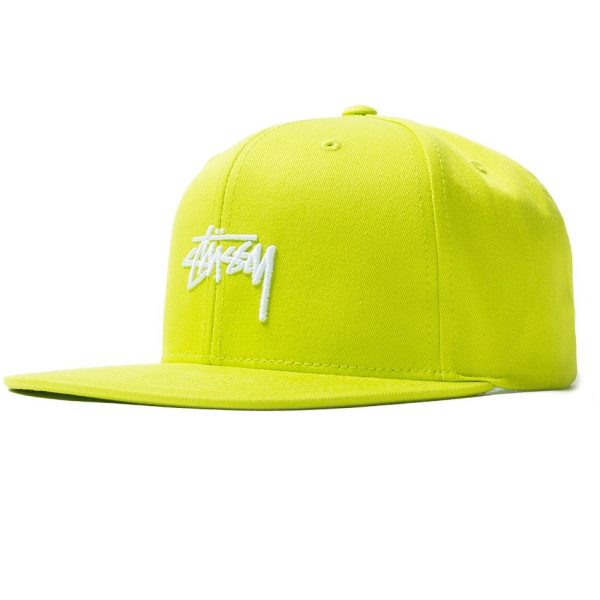 stussy-sp19-stock-snapback-lime-cappelli-sixstreet-shop-bolzano