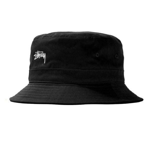 stussy-stock-band-bucket-hat-black-cappelli-sixstreet-shop-bolzano-roma-milano-firenze-napoli-bologna-venezia-torino