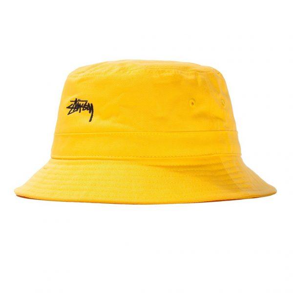 stussy-stock-band-bucket-hat-yellow-cappelli-sixstreet-shop-bolzano-roma-firenze-milano-napoli-venezia-torino-bologna