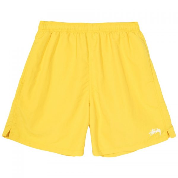 stussy-stock-water-short-yellow-shorts-sixstreet-shop-bolzano