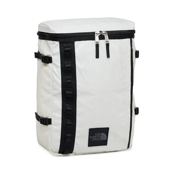 online store 90d92 ead39 The North Face Base Camp Fuse Box Lunar Backpack TNF White zaini