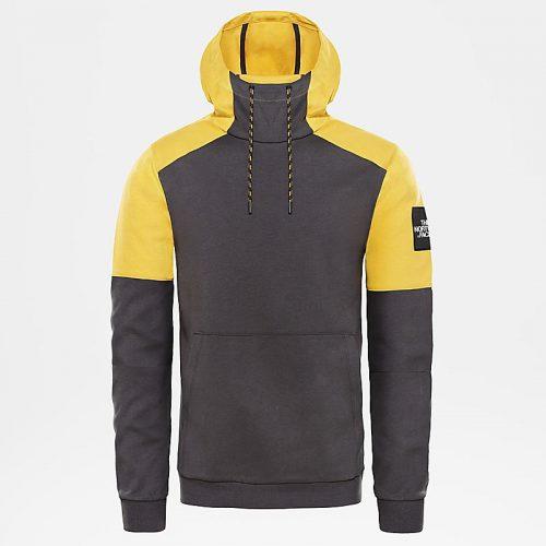 the-north-face-fine-box-hoodie-asphalt-grey-leopard-yellow-felpe-sixstreet-shop-bolzano