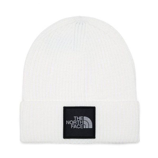 the-north-face-logo-box-cuffed-beanie-tnf-white-cappelli-sixstreet-shop-bolzano-roma-milano-firenze-napoli-venezia-torino-bologna