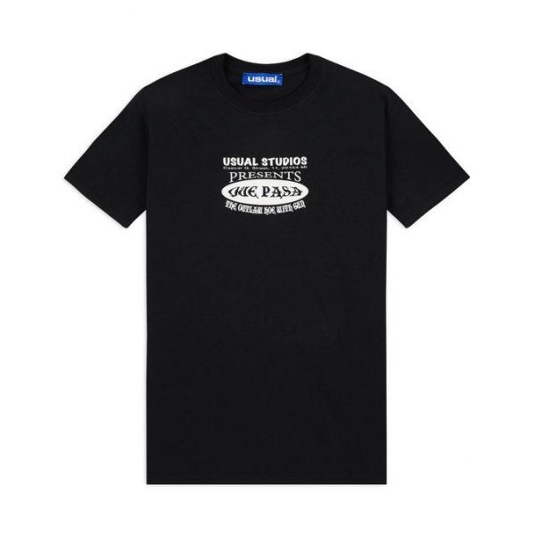 usual-que-pasa-black-t-shirt-sixstreet-shop-bolzano-roma-milano-firenze-napoli-venezia-torino-bologna