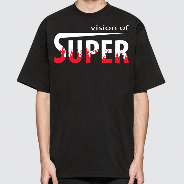 vision-of-super-logo-tee-black-t-shirt