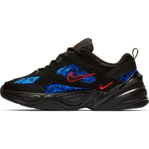 w-nike-m2k-tekno-black-black-habanero-red-racer-blue-scarpe-sixstreet-shop-bolzano