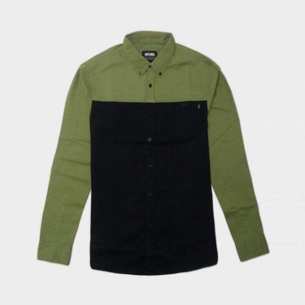 wrung-edge-black-shirt